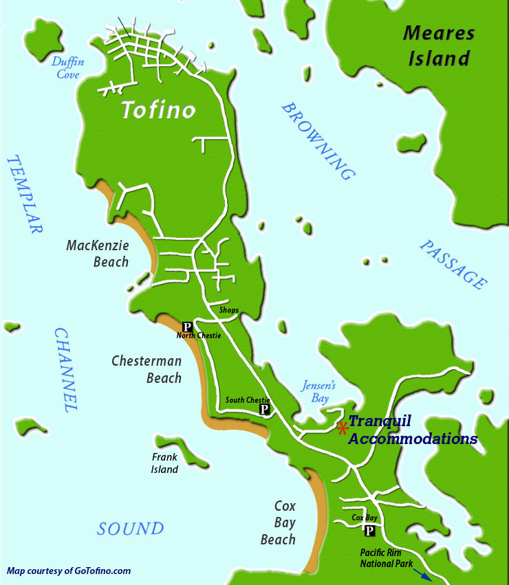 Tofino Canada Map.Tofino House Rental Hot Tub 3 Bedrooms Kitchen Stone Fireplace